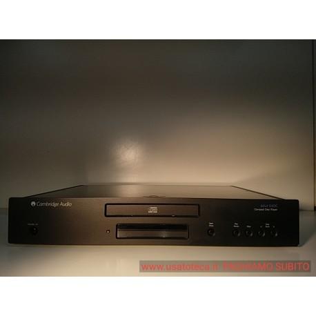 Lettore CD Cambridge Azur 540C con telecomando e manuale