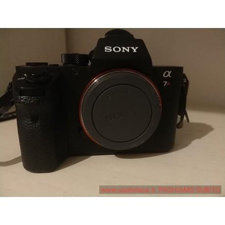 Sony A7r II 42 milioni di pixel solo corpo garanzia 1 anno