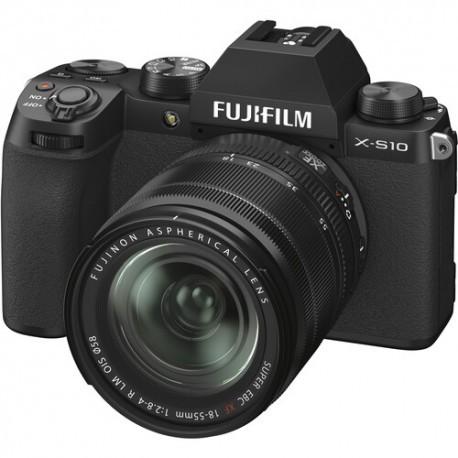 Fujifilm X-S10 con obiettivo XF18-55 mmF2.8-4 R LM OIS SOLO 48 SCATTI
