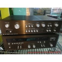 AMPLIFICATORE DUAL CV 1200 CON RADIO CT 1740