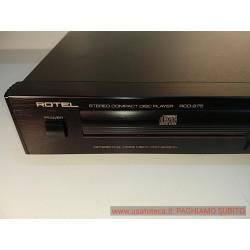 Rotel RCD-975 lettore CD senza telecomando
