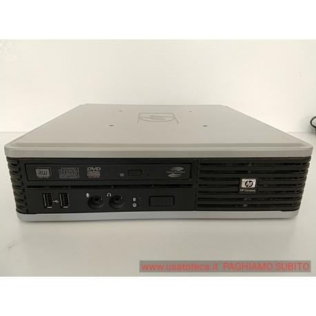 COMPUTER FISSO HP Compaq dc7800p Ultra-Silm Desktop (Intel Core 2 Duo E6750)