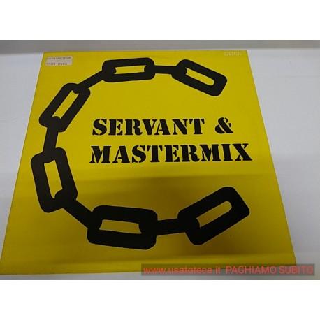 "Depeche Mode 12"" unofficial non ufficiale servant & mastermix"