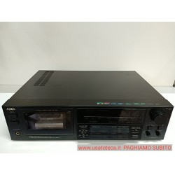 Stereo Cassette piastra registratore AIWA AD-F880 3 testine