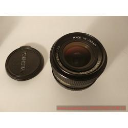 28mm f/2.8 Yashica ML obiettivo grandangolo. Contax/Yashica