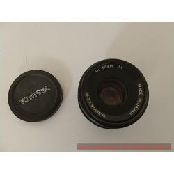 obiettivo per yashica/contax 50mm f1,9