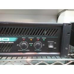 GEMINI XP-1200 WATT STEREO POWER AMPLIFIER amplificatore 600watt rms