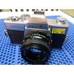 Minolta  srT100x Minolta con obiettivo Rokkor 45mm F2