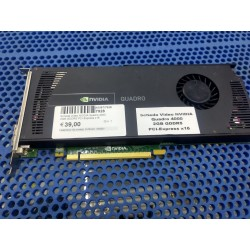 Scheda Video NVIDIA Quadro 4000 2GB GDDR5 PCI-Express x16