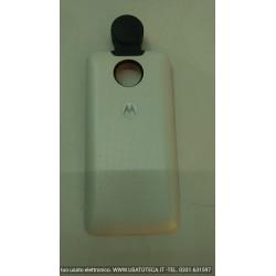Motorola Moto 360 Camera 4K con Audio 3D, Bianco