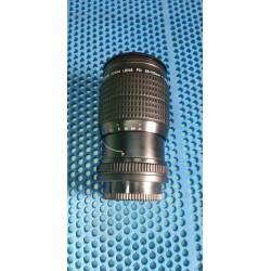 Canon FD MACRO 35-105mm 1:3 .5 - 4.5 mm