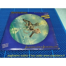 IRON MAIDEN SEVENTH SON OF A SEVEMTH SON PICTURE DISC  LIMITED EDITION VALUE