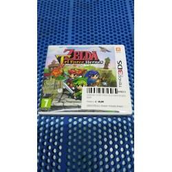 GIOCO NINTENDO 3DS THE LEGEND OF ZELDA TRI FORCE HEROES