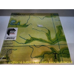 BRIAN ENO MUSIC FOR AIRPORTS AMBIENT 1 DOPPIO LP