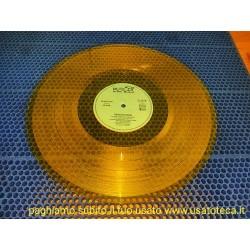 Depeche Mode Blasphemous Rumours & canzoni live 1984 vinile colorato giallo