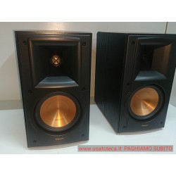 COPPIA CASSE KLIPSCH REFERENCE RB 51 II