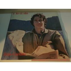 LP ITALY 1980 Rino Gaetano – E Io Ci Sto Etichetta: RCA