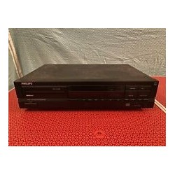 Philips CD614 Compact Disc Player Twin DAC - tested and working