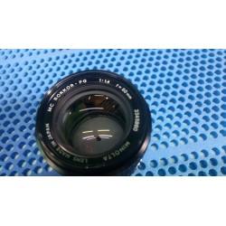 Minolta MC Rokkor-PG 50 mm F 1.4