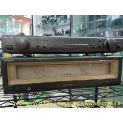 PREAMPLIFICATORE TECHNICS SU-C800U + AMPLIFICATORE TECHNICS SE-A900S