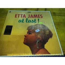 ETTA JAMES AT LAST VINILE