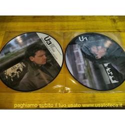 u2 president picture disc 1984 2 LP