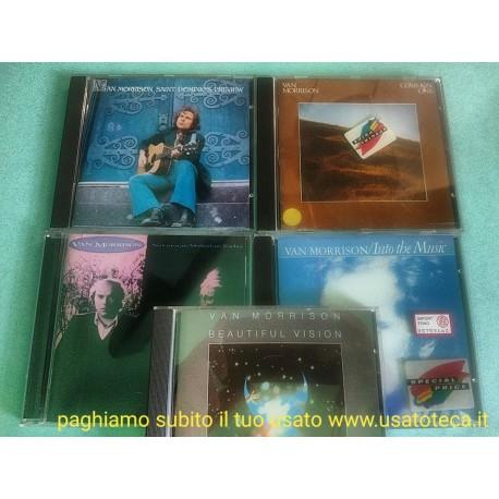 cd di Van Morrison (vedi prezzi sul retro)