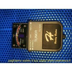 harley tu-100 tuner accordatore harley benton per basso e chitarra