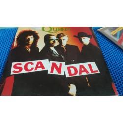 "vinile queen scandal 12"" 1989 parlophone"